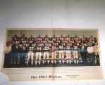 1964 Cleveland Browns (World Champions) Large Size Team Coloroto Photo