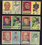 1957 Topps Football Card Lot of (6)