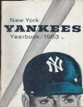 1963 NY Yankees Jay Edition Yearbook