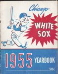 1955 Chicago White Sox Official Yearbook