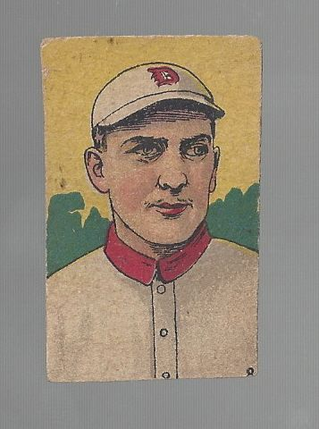 1920's W516 Baseball Strip Card - Veach- Hand Cu