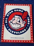 1963 MLB All-Star Game Program at Cleveland