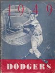 1949 Brooklyn Dodgers Official Yearbook