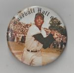 C. Late 1970s Willie Mays Hall of Fame Large Size Pin