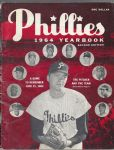 1964 Philadelphia Phillies Official Yearbook