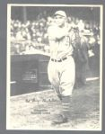 "1929 Ed ""Bing"" Miller (Philadelphia Athletics) Kashin Baseball Card"