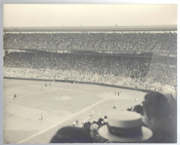 C. 1930's Fenway Park (Boston Red Sox) Archival Photo
