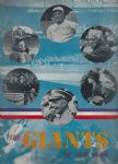 1947 NY Baseball Giants Official Yearbook