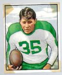1950 Pete Pihos (Pro Football - HOF) Bowman Football Card