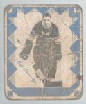 1937 - 38 V304E - Bill Beveridge - O-Pee-Chee Hockey Card