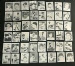 1948 Bowman Baseball Cards Complete Set -  Most Mid Grade