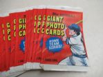 1981 Topps Baseball Large Player Photos Unopened Box of (36)