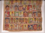 1935 Goudey 4 in 1 Baseball Scrapbook Page Loaded with Hall of Famers