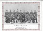 1933 - 34 NY Rangers (NHL) CCM Skates Team Photo