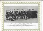 1935 Winnipeg Monarchs (Junior Amateur Hockey Championship) Team Photo