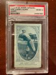 1922 Larry Kopf (Boston Braves) E120 American Caramel Card - PSA 2