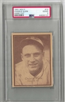 1931 Chuck Klein (HOF) W517 PSA Graded Good 2 Baseball Card