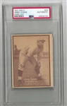 1931 Jimmy Dykes (Philadelphia As)) W517 PSA Graded Authentic Baseball Card