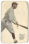 1922 Wilie (Oakland Oaks) Zee Nut PCL Baseball Card
