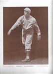 Christy Mathewson (HOF) Baseball Magazine Supplemental