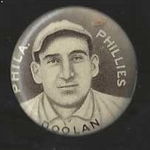 1911 Sweet Caporal Pin - Doolan (Phillies)