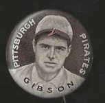 1911 Sweet Caporal Pin - Gibson (Pirates)