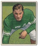 1950 Jonathan Jenkins Bowman Football Card