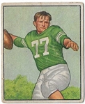 1950 Chet Mutryn Bowman Football Card