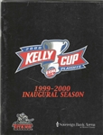 1999 - 2000 Kelly Cup Playoff (ECHL) Trenton Titans Hockey Program