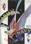 1935 Army vs. Navy - College Football - Official Game Program