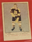 1951 Ray Barry - Parkhurst Hockey Card