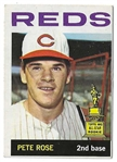 1964 Pete Rose (2nd Year Card) Topps Baseball Card - High Grade