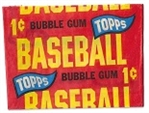 1965 Topps Baseball 1 Cent Wrapper - High Grade