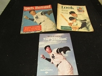 1940s Joe DiMaggio (HOF) Memorabilia Lot
